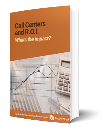 call centers and ROI: what's the impact