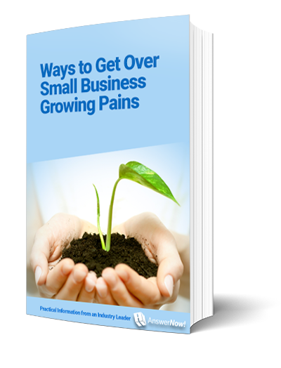 ways to get over small business growing pains